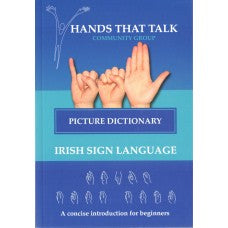 Irish Sign Language, ISL Picture Dictionary Book