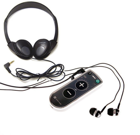 Comfort Duett with Headphones and Earphones