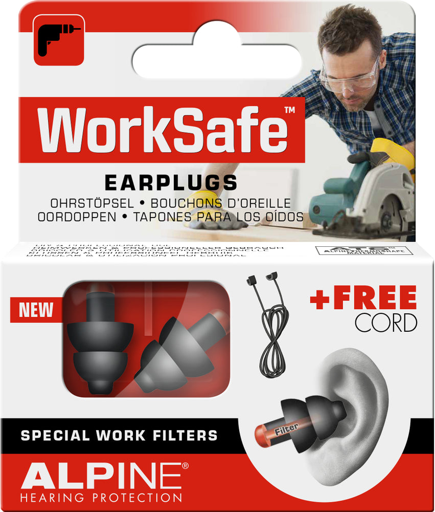 Work Safe Ear Plug