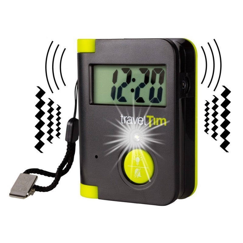 Travel Tim Portable Alarm Clock