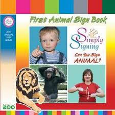 First Animal Sign Book