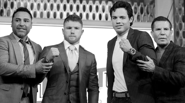 CIVIL WAR: Canelo vs. Chavez Jr.
