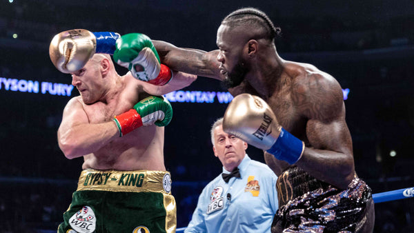 Wilder v Fury II Preview