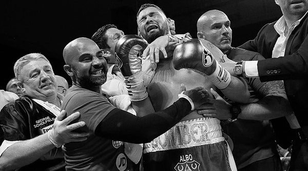 David Coldwell Tony Bellew
