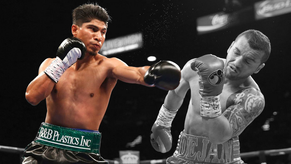 Is Mikey Garcia Just a Tourist?