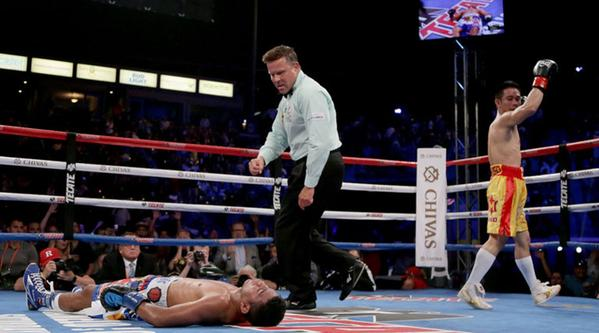 The King is Dead – The End of Chocolatito