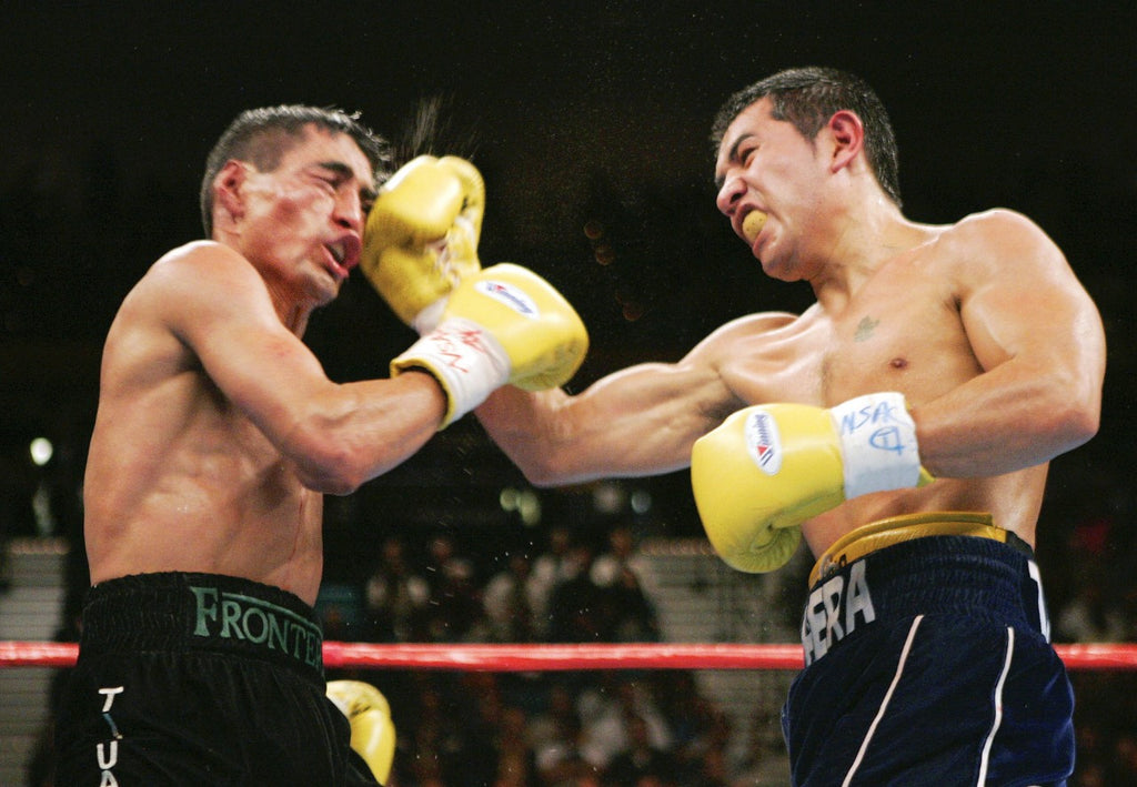 Barrera vs Morales Rivalry