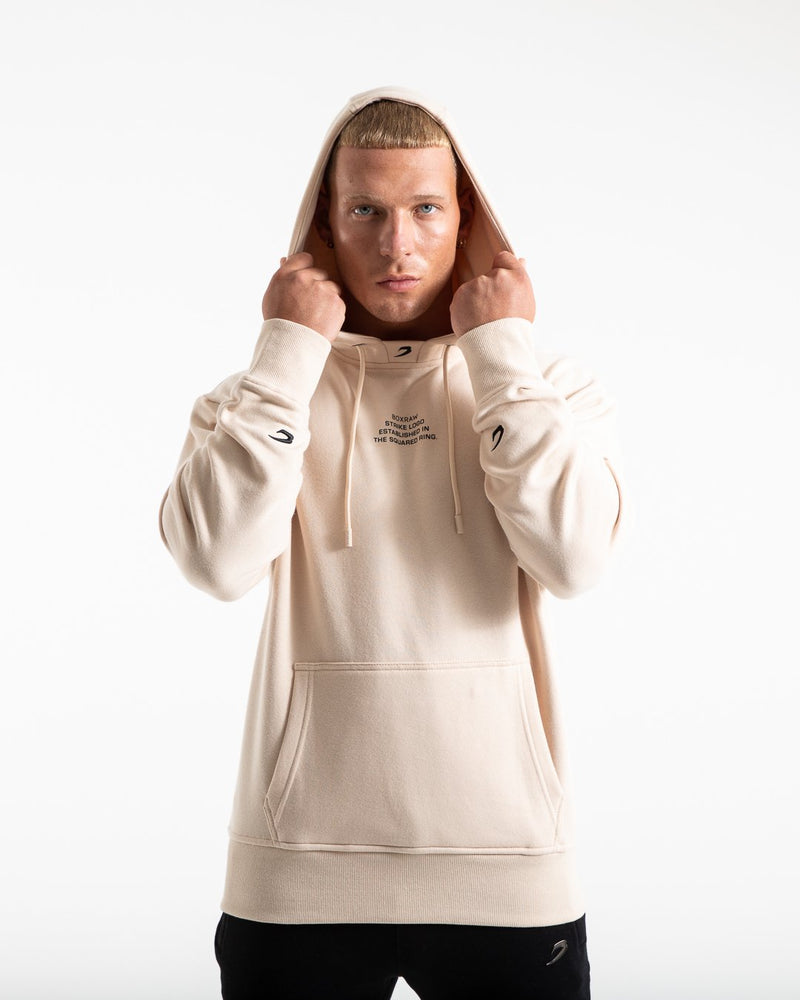 Established Unisex Hoodie - Stone