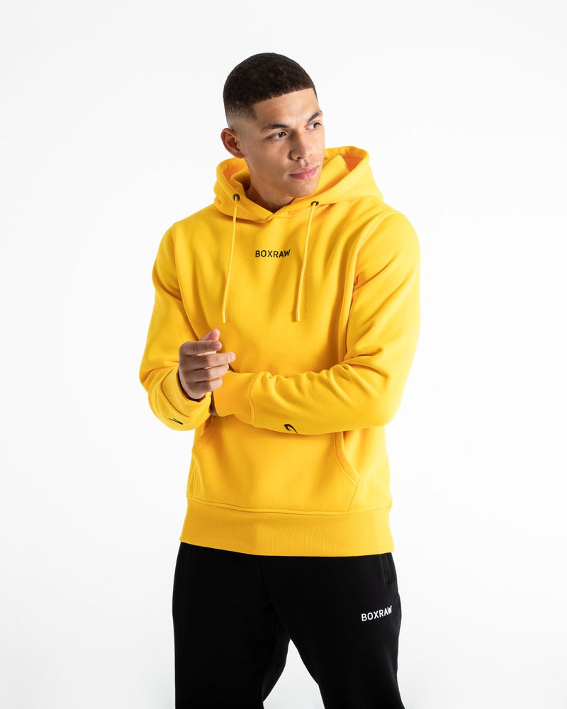 Johnson Hoodie - Yellow