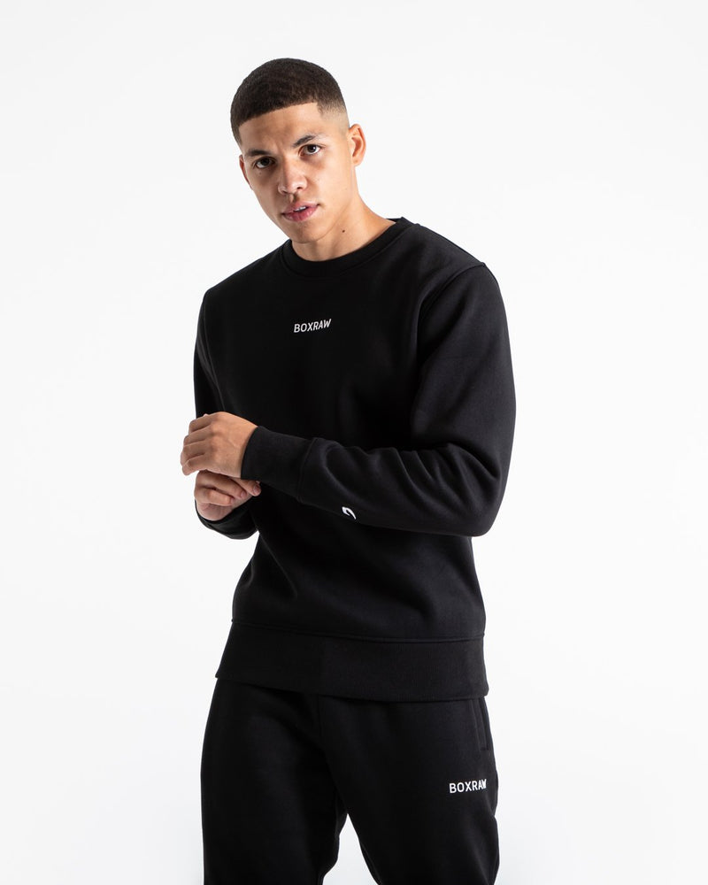 Johnson Sweatshirt - Black