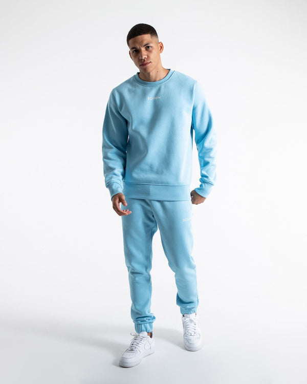 Johnson Sweatshirt - Baby Blue