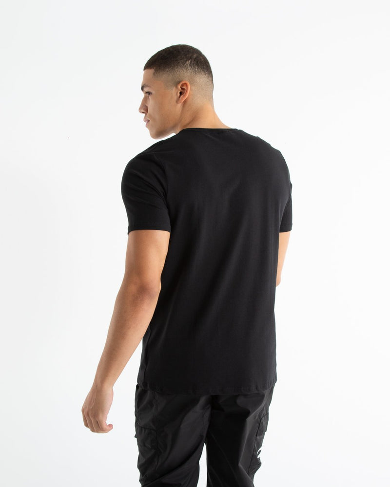 Strike T-Shirt - Black - BOXRAW