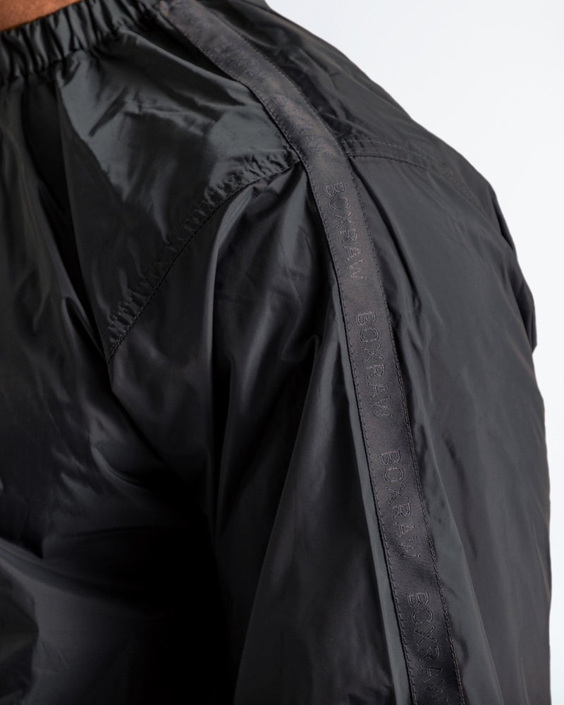 Hagler Sauna Suit - Black