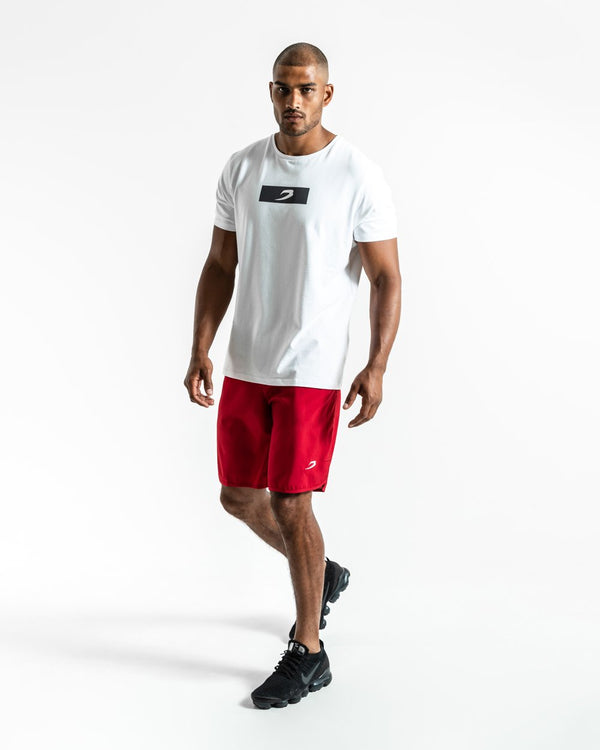 BOXRAW Walcott Shorts - Red