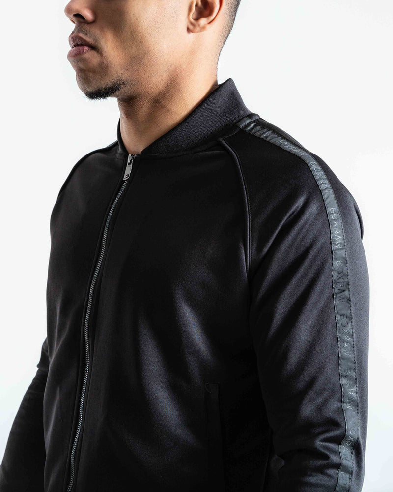 Whitaker Jacket - Black | BOXRAW