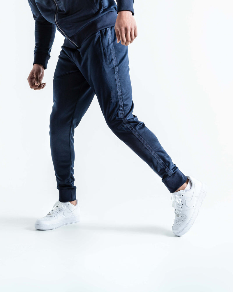 Whitaker Bottoms - Navy | BOXRAW