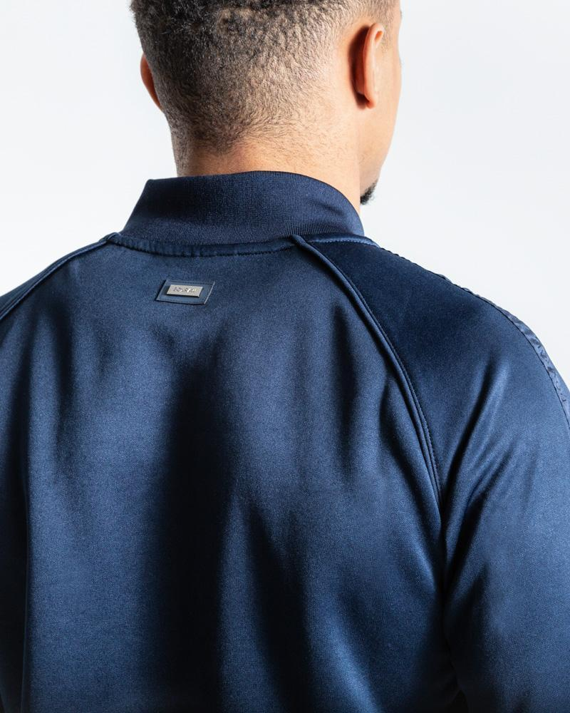 Whitaker Jacket - Navy | BOXRAW