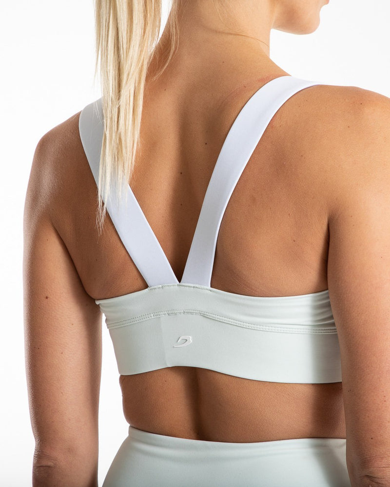 Alicia Sports Bra - Mint