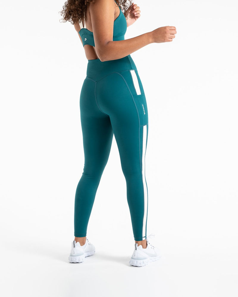Alicia Leggings - Teal