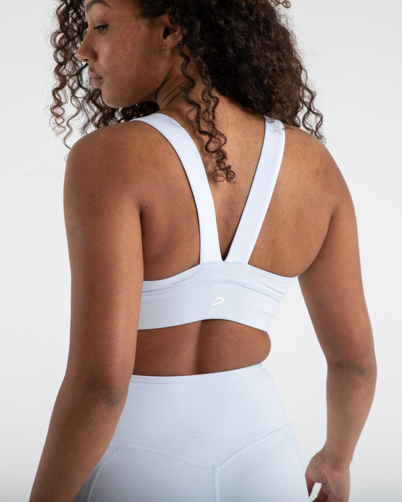 Alicia Sports Bra - Arctic Ice
