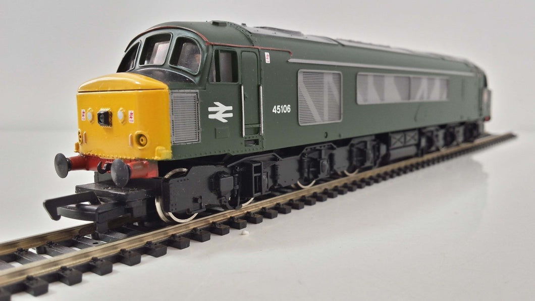 11502 REPLICA Class 45, 1CO CO1 diesel No. 45106, green livery