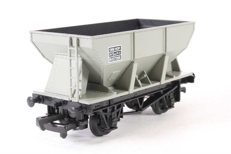 13412 Replica 24 Ton Hopper Wagon Grey