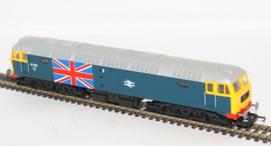 205210 Lima Class 47 BR Silver Anniversary Livery