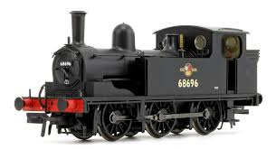 31-062 Bachmann Class J72 0-6-0T 2313 in BR black late crest