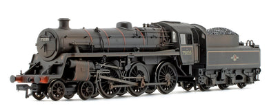 31-119 Standard Class 4MT No. 75035 BR lined black late crest weathered