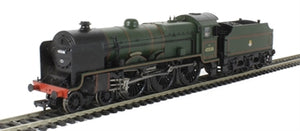 "31-214 Patriot class No. 45538, ""Giggleswick"" BR Lined green with early emblem"