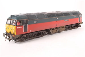 "31-652 Bachmann Class 47/4 ""Sir Rowland Hill"" Parcels Red/Grey livery 47474"