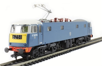 31-679 Bachmann Bo Bo Type AL5 Electric E3095 BR Electric blue with small yellow warning panels