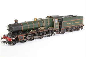 "32-004 Bachmann Hall Class 4970 ""Sketty Hall Great Western Green"