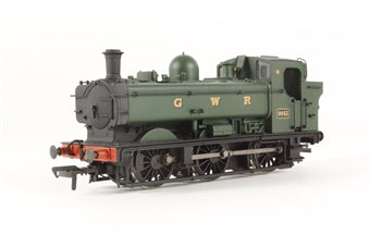 32-200A Bachmann Class 8750 pannier tank loco No.6752 in GWR green