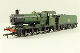 32-303 Bachmann Collett Goods 2251 BR green  Early crest DCC with lamps and firebox