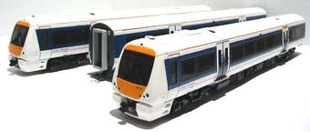 32-471 Bachmann Class 168/1 DMU Chiltern Railways livery, 3 car set