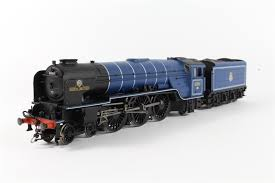 "32-553 Bachmann Class A1 60161 ""North British"" BR blue early emblem, sound and lights"