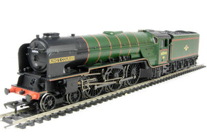 "32-557 Bachmann Class A1 60144, ""King's Courier"" BR Green late crest, Sound, DCC, lights, firebox"