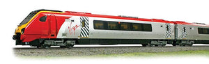 "32-627 Bachmann Class 221 Virgin Trains ""Dr. Who"" 221122 Super Voyager 5 car DMU"