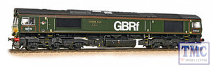"32-983 Class 66 66779 ""Evening Star"" GBRF/BR in 9F Green"