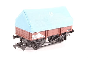 33-5075A Branchline 5 Plank China Clay Wagon BCC Ltd. With Hood