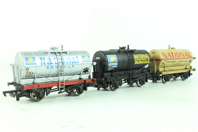 33-526 BACHMANN  Tank Traffic Classic (National Benzol set of 3)