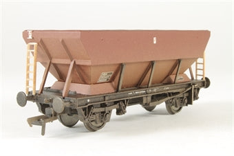 33-550A BACHMANN 46 Ton GLW HBA hopper wagon in BR brown (weathered)