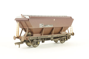 33-577 BACHMANN 46 Ton GLW CEA covered hopper wagon in EWS livery (weathered)