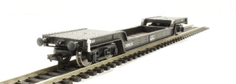 33-902 Bogie Well Wagon BR Departmental Black