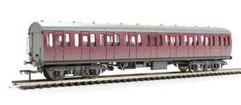 34-608 BR 57' MK1 Suburban 2nd Open Crimson Weathered