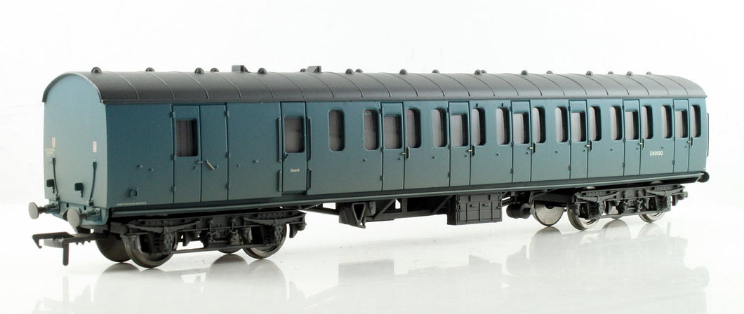 34-633 BR Mk1 Suburban Second Brake Blue Weathered