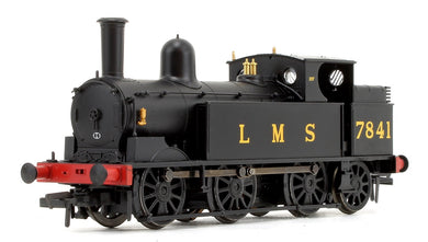 35-051 LNWR Webb Coal Tank 7841 LMS Black
