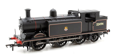 35-079 Class E4 0-6-2 BR Early Lined Black