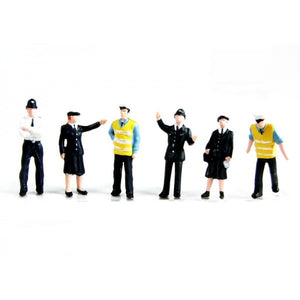 36-041 BACHMANN Police & Security Staff